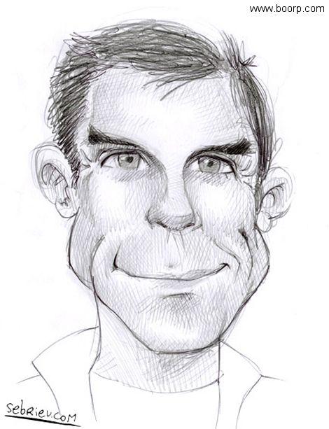 Caricature Di Personaggi Famosi Su Spazio Libero