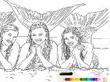 H2o Disegno Da Colorare A Video