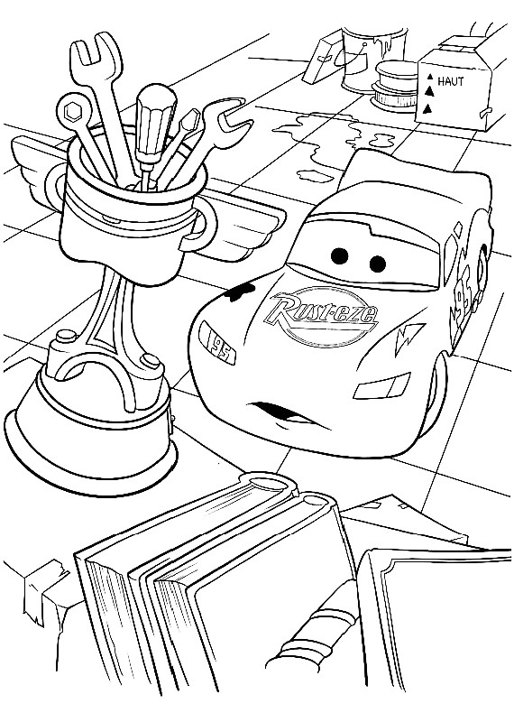 cars 66 cup coloring pages - photo#6