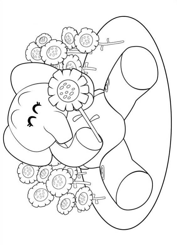 Pocoyo Coloring Pages Pdf : Disegni da colorare di pocoyo
