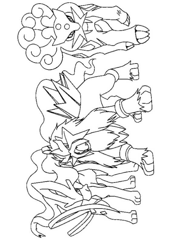 Disegni da colorare di pokemon - Coloriage pokemon sulfura ...