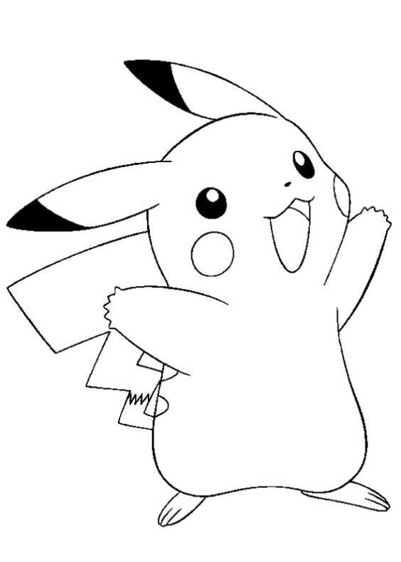 Disegni da colorare di pokemon for Pimpa da stampare e colorare