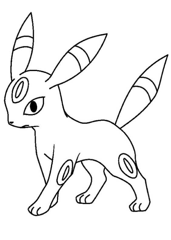 Pokemon Da Colorare 2 Da Stampare E Colorare