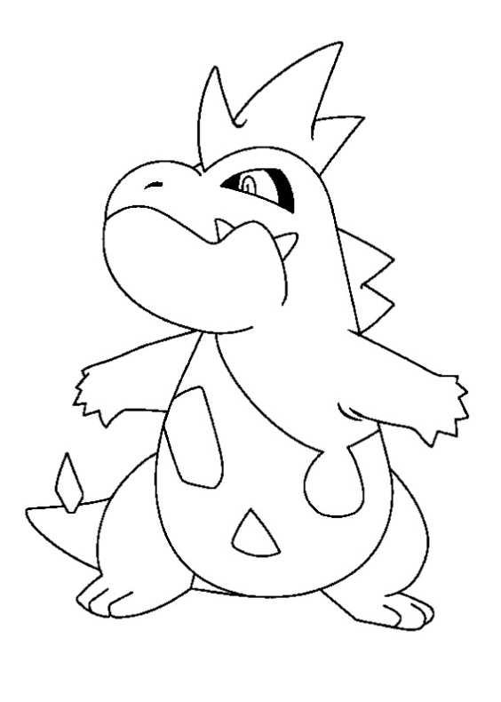 coloring pages pokemon drawing 1 20 - disegni da colorare di pokemon