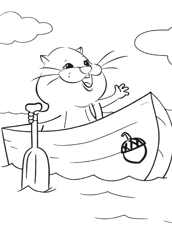 coloring pages of zuzu pets - photo#14