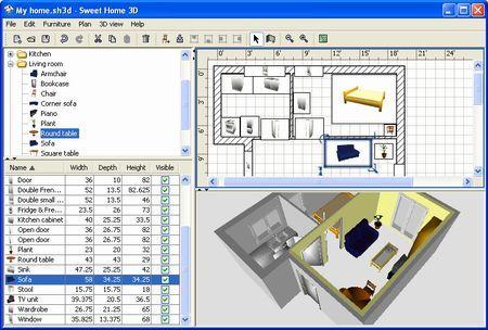 Programmi gratis cad 3d rendering grafica vettoriale for Miglior programma per rendering di interni