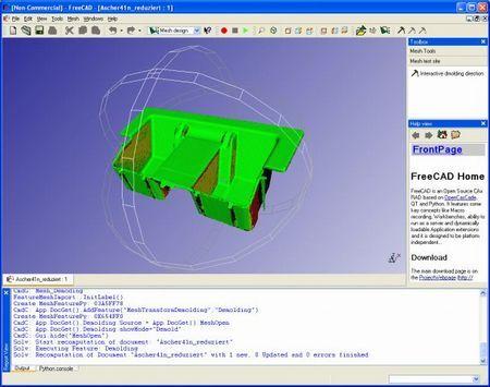 Programmi gratis cad 3d rendering grafica vettoriale for Programmi 3d gratuiti