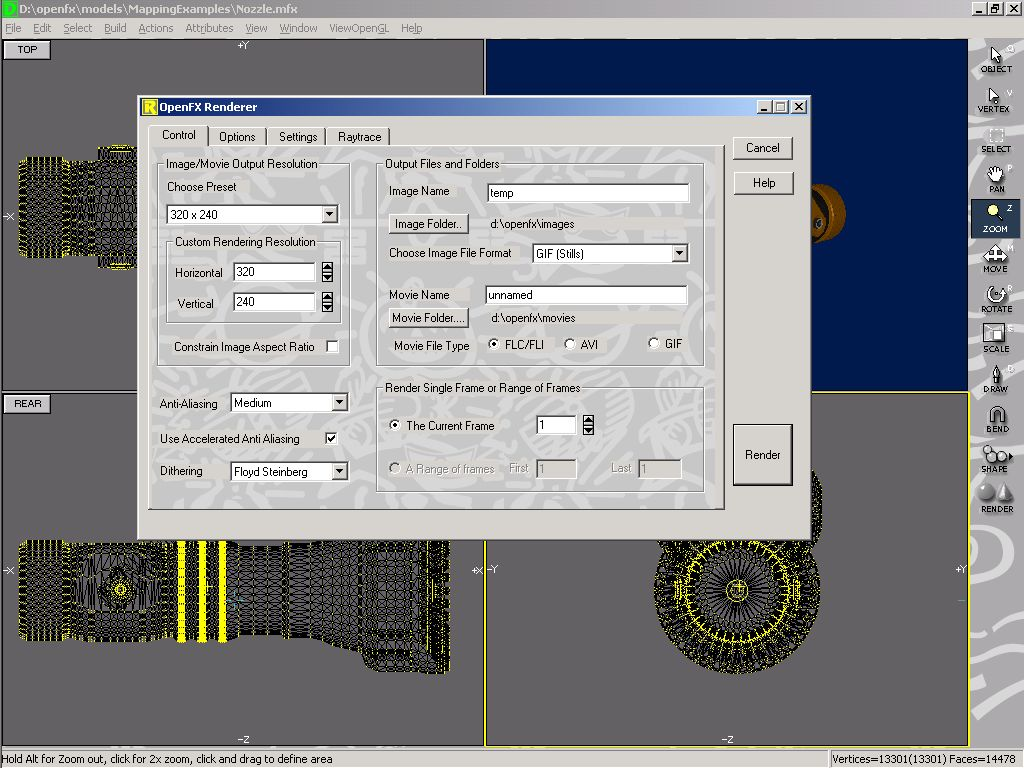 Programmi gratis cad 3d rendering grafica vettoriale progettazione - Programmi progettazione casa gratis ...