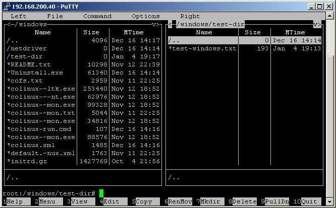 PuTTY è una implementazione free di Telnet e SSH per piattaforme ...