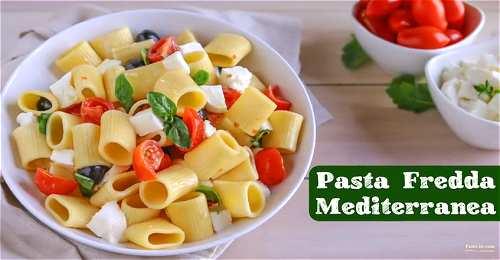 5 ricette per la pasta fredda