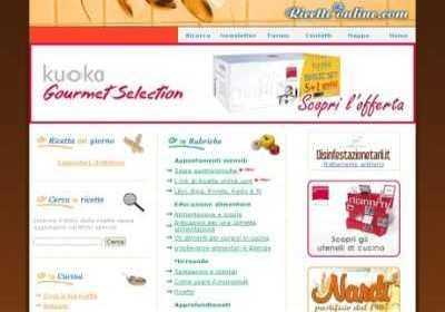 ricette online