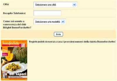 Rivista di ricette gratis for Siti di ricette cucina