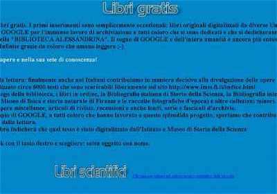Siti per scaricare libri universitari in pdf gratis for Libri universitari on line