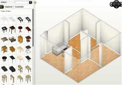 Incredibile sito dal quale potrete progettare ed arredare for Arredare online 3d