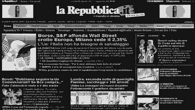 Repubblica sito con risorse gratis for Sito repubblica